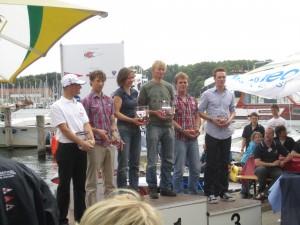 Die Sieger der WM 2011